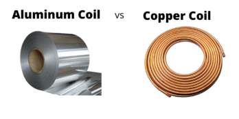 Copper vs Aluminum Coil in AC- Which is better