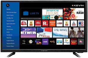 Kevin 32 Inches HD Ready LED Smart TV
