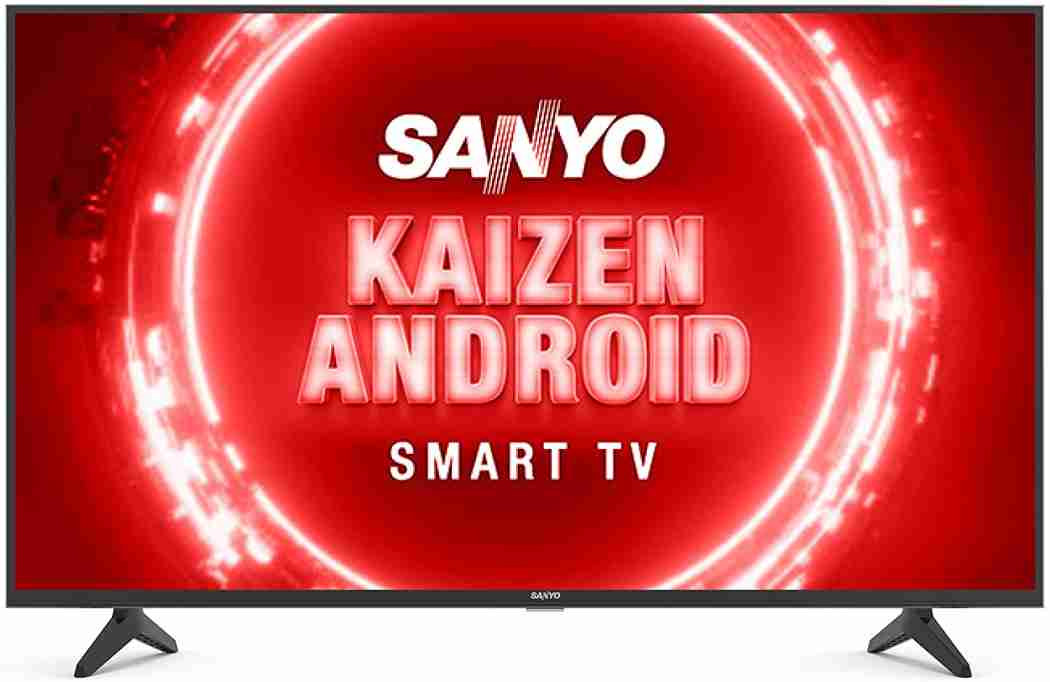 Sanyo 43 inches 4K Ultra HD Android LED TV