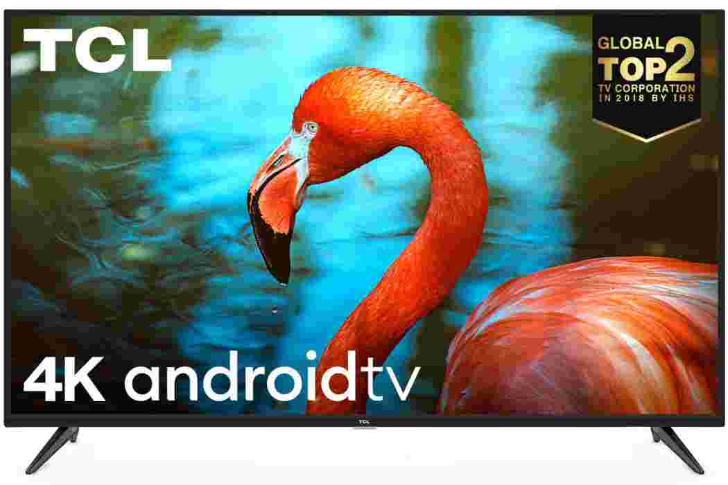 TCL 43 inches 4K UHD Android Smart LED TV